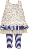 Bonnie Jean Spring Blue Lace Float Set