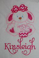 Girls Easter Tee-Shirt