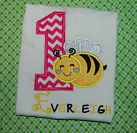 Busy Bee Birthday Shirt