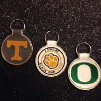 Team Key Chains & Key Fobs