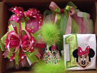 Girls First Birthday Box
